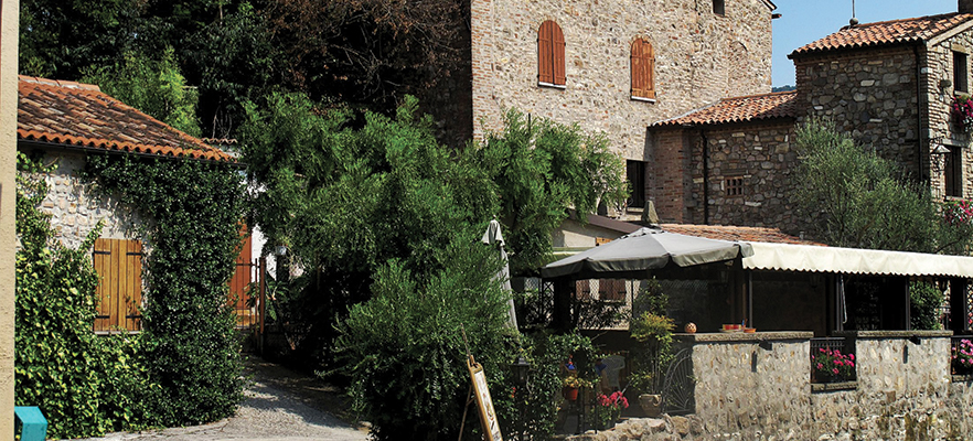 I colli euganei: un'atmosfera medievale