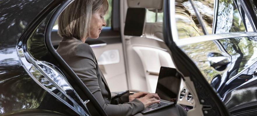 Noleggio per aziende con conducente